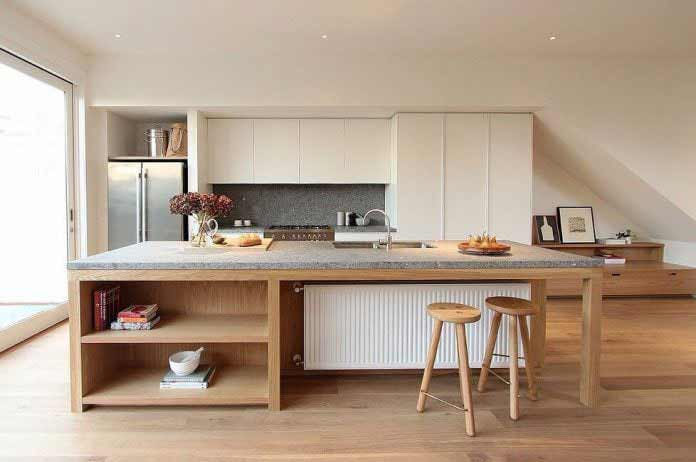 Cucine con isola: una soluzione moderna e funzionale