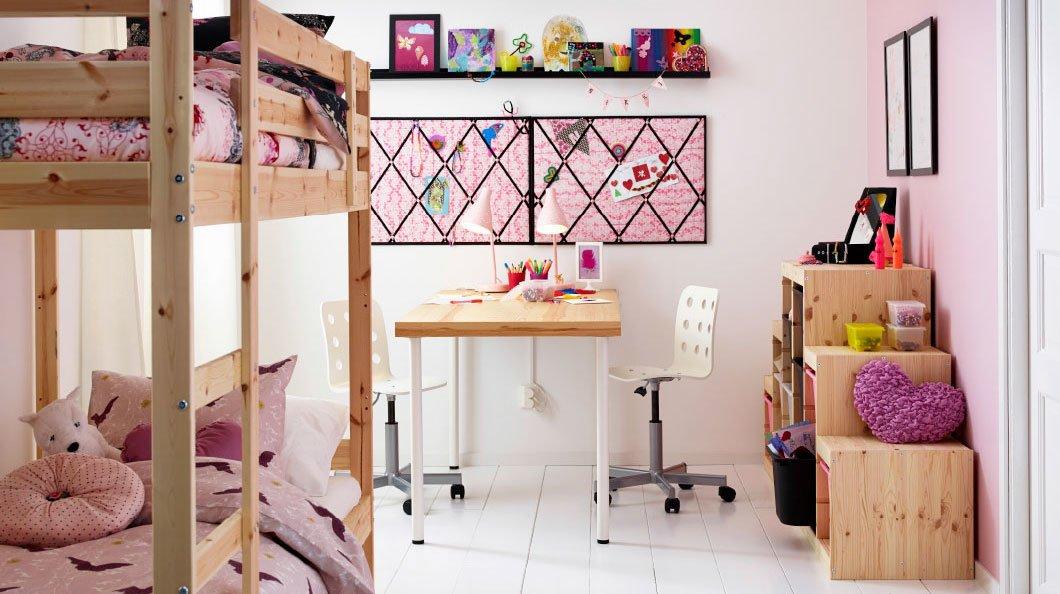 Scaffali Ikea Per Bambini : Camerette ikea: le soluzioni più belle nel catalogo 2017