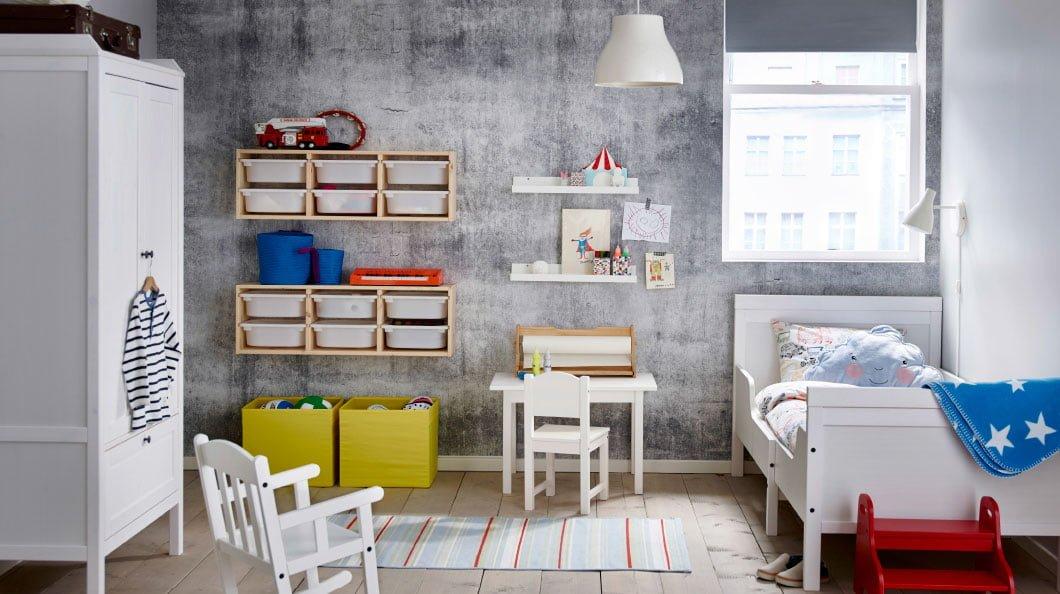 Cameretta Ikea Rosa : Camerette ikea: le soluzioni più belle nel catalogo 2017
