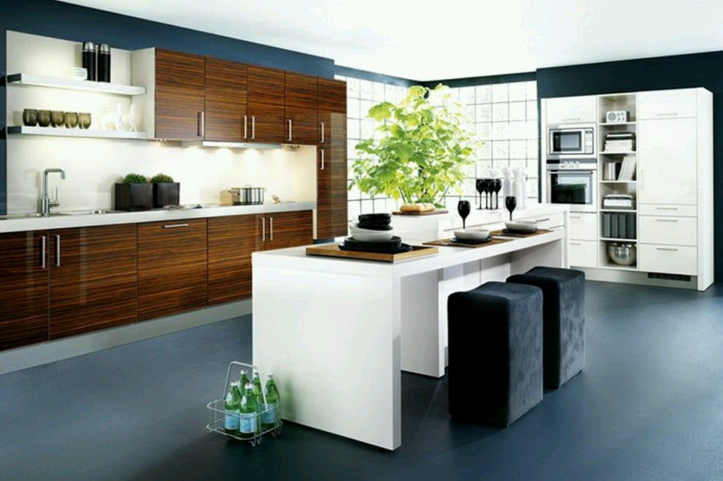 Cucine Moderne con Isola: ecco come progettarle nei dettagli
