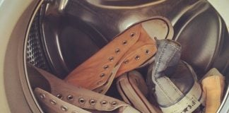 Lavare-scarpe-in-lavatrice