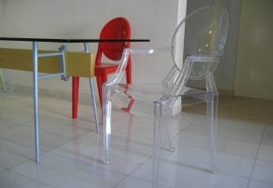 Sedie-trasparenti