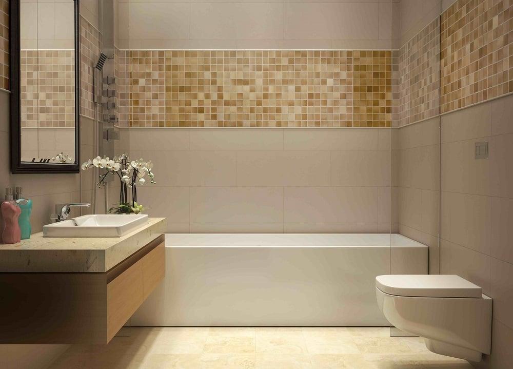 Rivestimento Bagno: tanti consigli utili per un bagno moderno