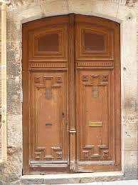 Porte-in-legno-portone