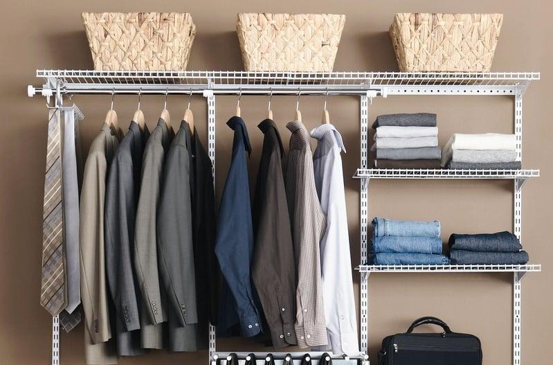 Cabina Armadio Un Intera Stanza Per Organizzare I Vestiti