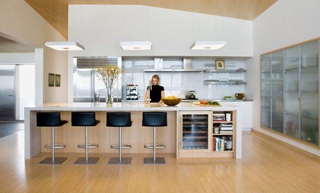 Cucine Americane Con Isola Moderne.Cucine Moderne Con Isola Ecco Come Progettarle Nei Dettagli