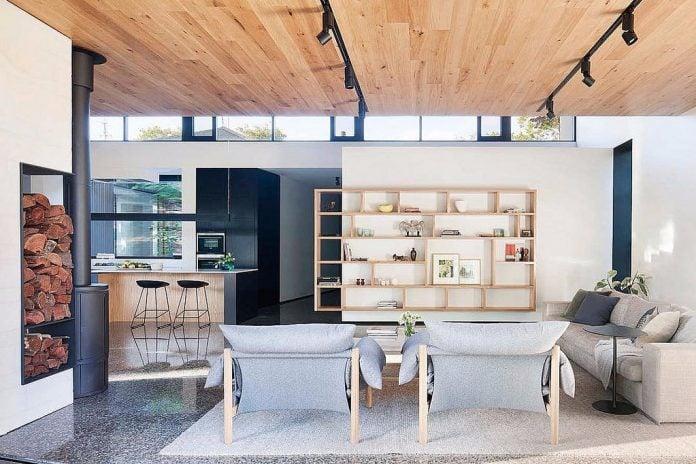 Cucina e soggiorno nella casa moderna: la nuova moda è l ...