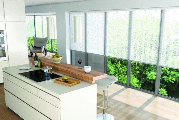 Tende a pannello una soluzione perfetta per la casa moderna for Casa moderna tende