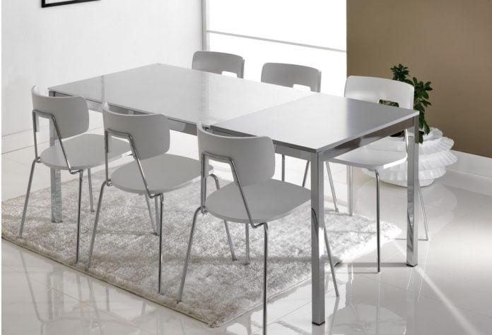 Arredamento moderno sedie e tavoli dallo stile contemporaneo - Arredamento contemporaneo moderno ...
